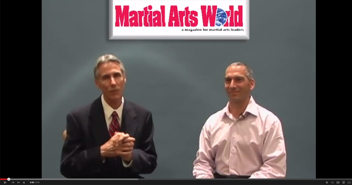 Martial Arts World New Video
