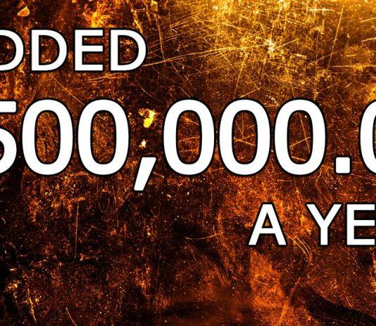 Added500000