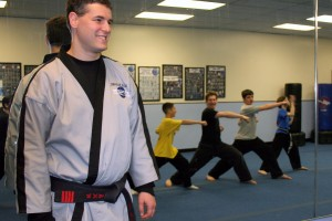 Integrity Martial Arts hosts three classrooms, 5200 square feet of space, including an 800 square foot lobby.