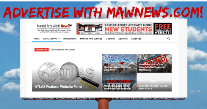 Advertising with MAWnews.com