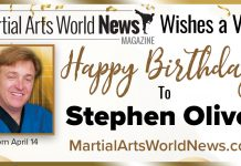 Happy Birthday Stephen Oliver
