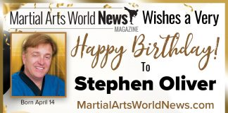 Happy Birthday Stephen Oliver