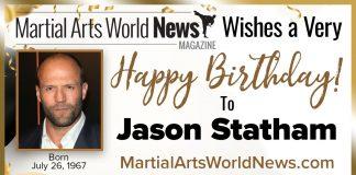 Jason Statham birthday