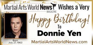 Donnie Yen Birthday