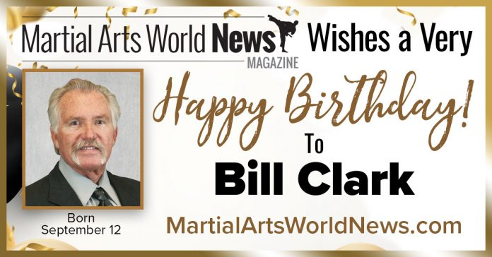 Happy Birthday Bill Clark!