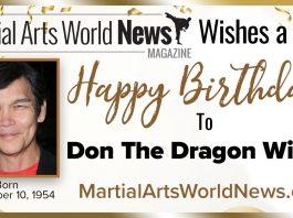 Don The Dragoon Wilson Birthday