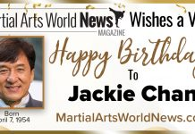 Jackie Chan Birthday