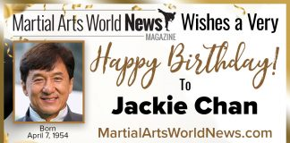 Jackie Chan Birthday