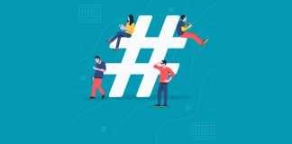 power of the hashtag