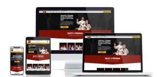 martial arts websites