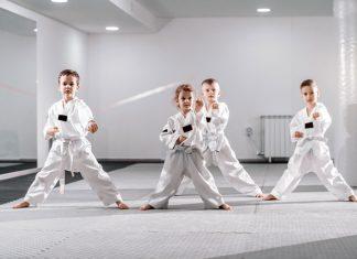 after school martial arts kids