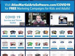 covid-19 martial arts marketing