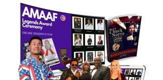 AMAAF event