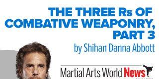 Combative Weaponry