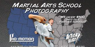 Action Hero Photography