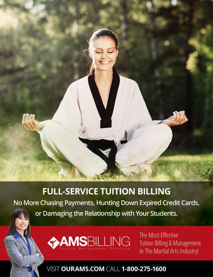 Martial Arts Full Service Billing