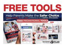 Free martial arts tools
