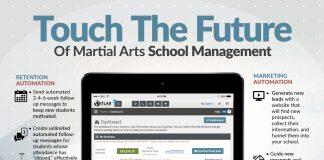 Martial arts school management