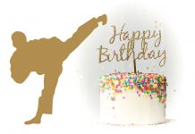 Happy Birthday martial artists