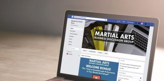 Martial Arts Facebook Group