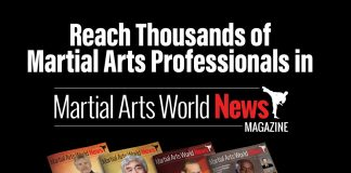 Martial Arts World News Sponsors