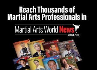 Martial Arts World News Sponsors