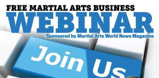 martial arts webinar
