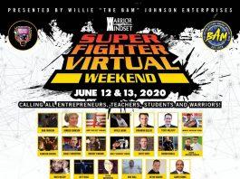 Super Fight Virtual Weekend
