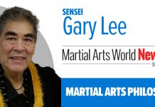 martial arts philosopy