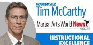 Grandmaster Tim McCarthy
