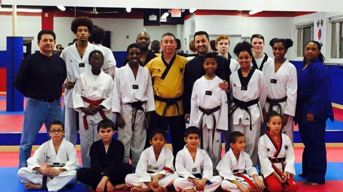 Kim's Karate Class