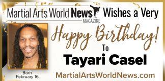Tayari Casel birthday
