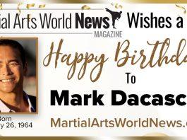 Happy Birthday Mark Dacascos