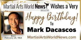 Happy Birthday Mark Dacascos