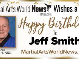 Happy Birthday Jeff Smith