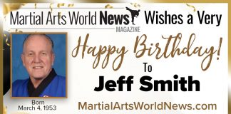 Happy Birthday Jeff Smith