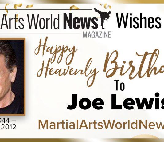 Joe Lewis birthday