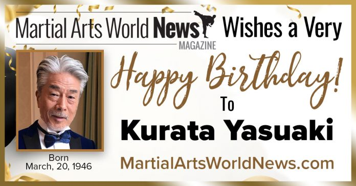 Kurata Yasuaki birthday