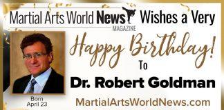Dr. Robert Goldman birthday