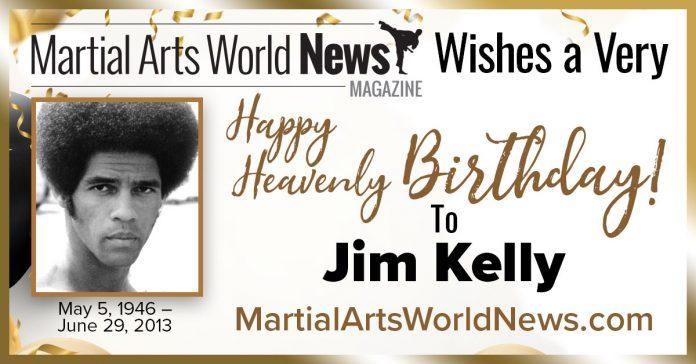 Jim Kelly birthday