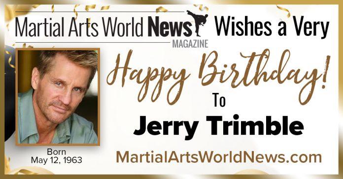 Jerry Trimble birthday