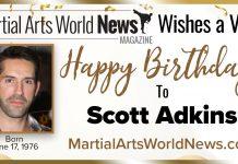 Scott Adkins birthday