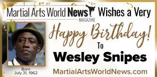 Wesley Snipes birthday