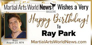 Ray Park birthday