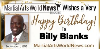 Billy Blanks birthday