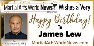 James Lew birthday