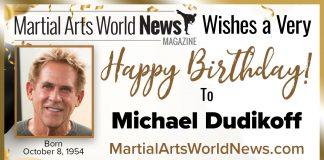 Michael Dudikoff birthday