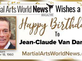 Jean-Claude Van Damme birthday