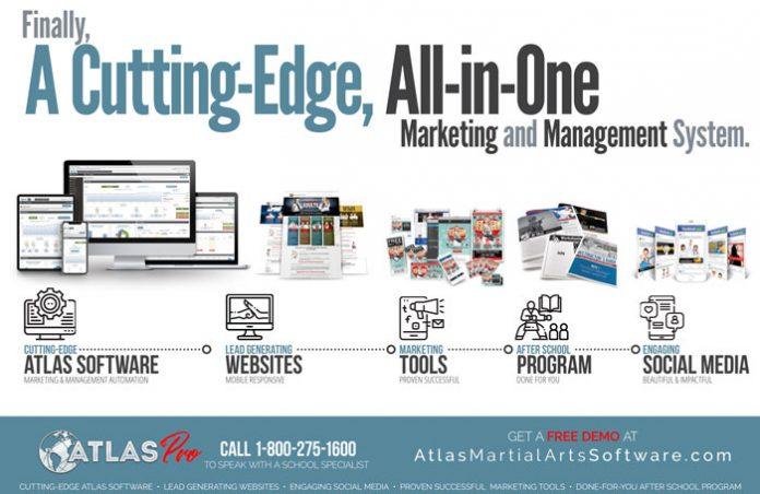 ATLAS Cutting Edge software