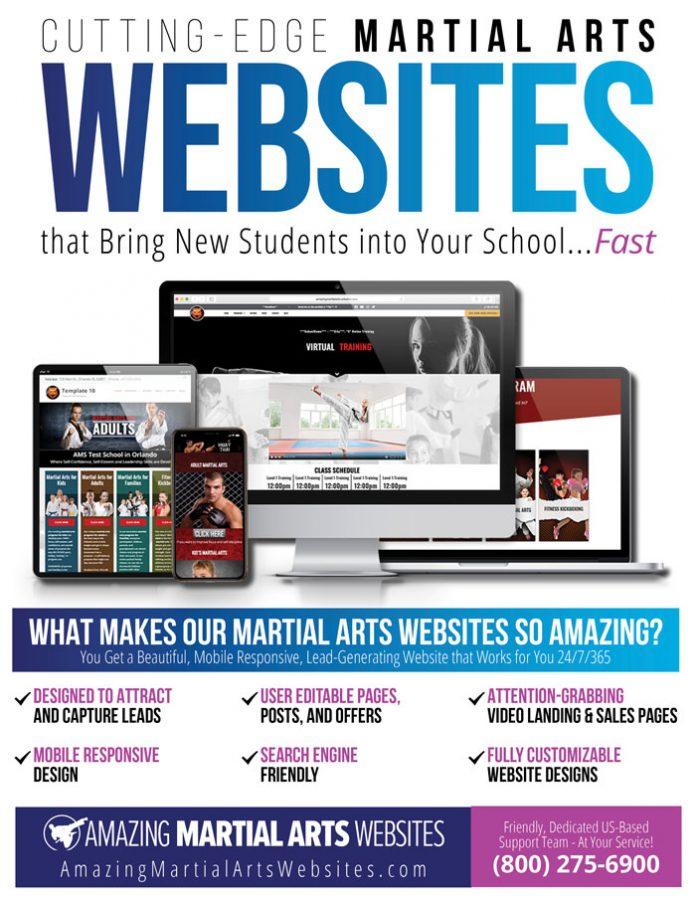 Amazing Martial Arts Websites